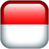 96x96px size png icon of Indonesia