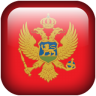 96x96px size png icon of Montenegro
