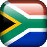 96x96px size png icon of South Africa