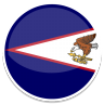 96x96px size png icon of American Samoa