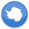 96x96px size png icon of Antarctica