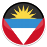 96x96px size png icon of Antigua and Barbuda