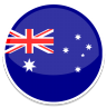 96x96px size png icon of Australia