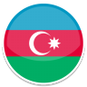 96x96px size png icon of Azerbaijan