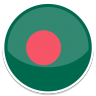 96x96px size png icon of Bangladesh