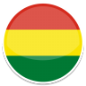96x96px size png icon of Bolivia