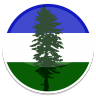 96x96px size png icon of Cascadia