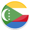 96x96px size png icon of Comoros