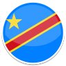 96x96px size png icon of Congo kinshasa