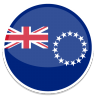 96x96px size png icon of Cook islands