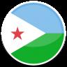 96x96px size png icon of Djibouti