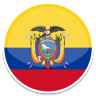 96x96px size png icon of Ecuador