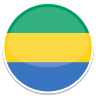 96x96px size png icon of Gabon