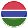 96x96px size png icon of Gambia