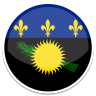 96x96px size png icon of Guadeloupe