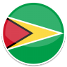96x96px size png icon of Guyana