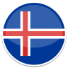 96x96px size png icon of Iceland