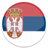 96x96px size png icon of Serbia