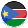 96x96px size png icon of South Sudan