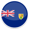96x96px size png icon of Turks and Caicos