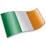 96x96px size png icon of Ireland Flag 2
