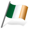 96x96px size png icon of Ireland Flag 3