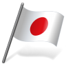 96x96px size png icon of Japan Flag 3