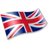 96x96px size png icon of United Kingdom Flag 2