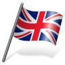 96x96px size png icon of United Kingdom Flag 3