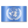 96x96px size png icon of United Nations Flag 1