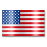 96x96px size png icon of United States Flag 1