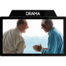 96x96px size png icon of Drama
