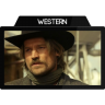 96x96px size png icon of Western