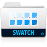 96x96px size png icon of swatch folder