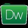 96x96px size png icon of Dreamweaver Folder