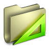 96x96px size png icon of Applications Folder
