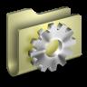 96x96px size png icon of Developer Folder