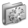 96x96px size png icon of Developer Metal Folder