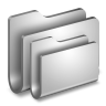 96x96px size png icon of Folders Metal Folder
