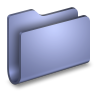 96x96px size png icon of Generic Blue Folder