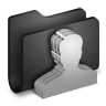 96x96px size png icon of Group Black Folder