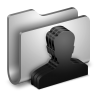 96x96px size png icon of Group Metal Folder