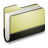 96x96px size png icon of Library Folder