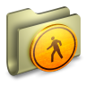 96x96px size png icon of Public Folder