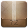 96x96px size png icon of 7z
