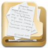 96x96px size png icon of folder documents 2