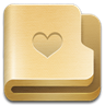 96x96px size png icon of folder favourites