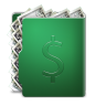 96x96px size png icon of dollar folder