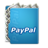 96x96px size png icon of paypal folder