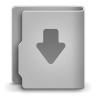 96x96px size png icon of Download alt 2